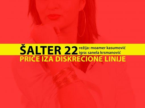 ŠALTER 22